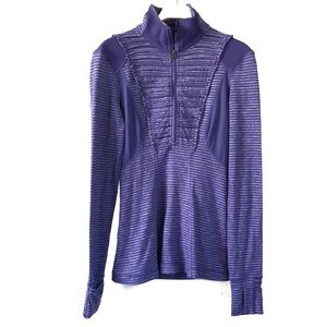 Lululemon Run: Your Heart Out Purple Pullover 2